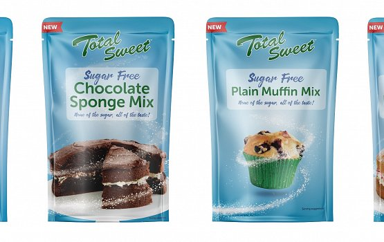 SUGAR FREE BAKING JUST GOT EVEN EASIER…AND A LOT TASTIER!