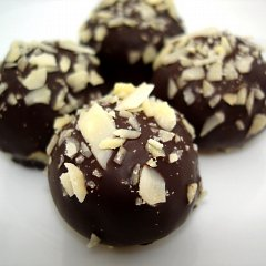 Chocolate Chestnut Truffles